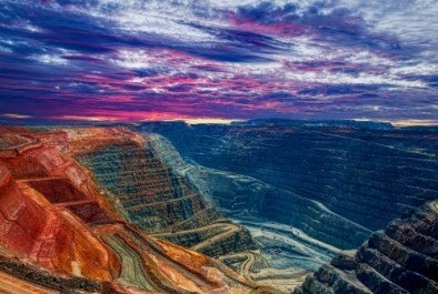 Phosphorous mine