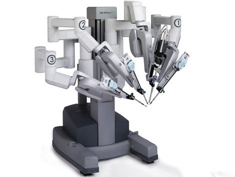 Robotic surgeon