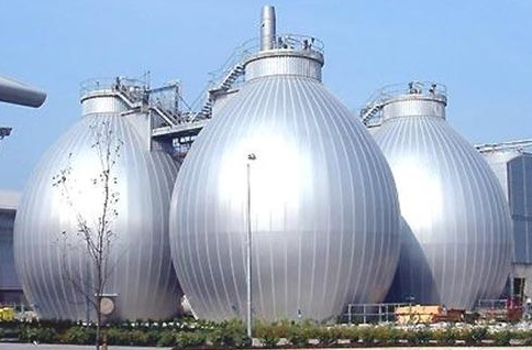 Anaerobic digestion facility