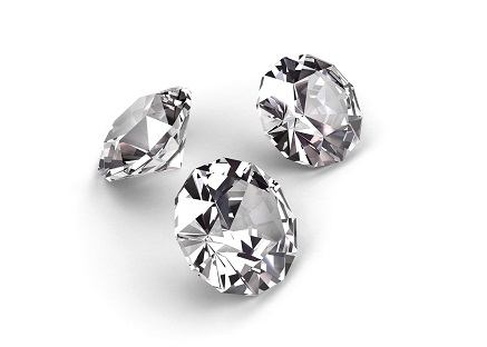 Diamonds: metaphor for wealth creation