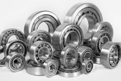 Steel ball bearings for automobile manufacturing