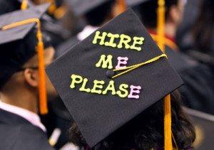 New graduate wanting a job