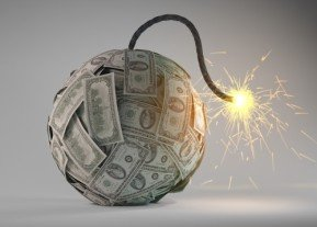 Financial time bomb