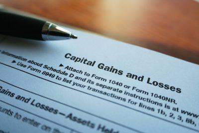 Farmland Capital Gains Tax Deferral