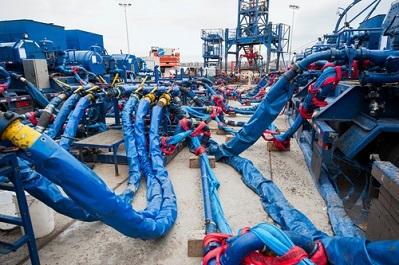 Fracking hose