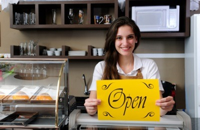 Very small women owned business